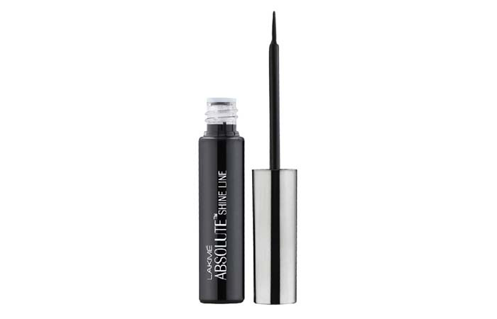 Lakme Absolute Shine Liquid Eye Liner-1