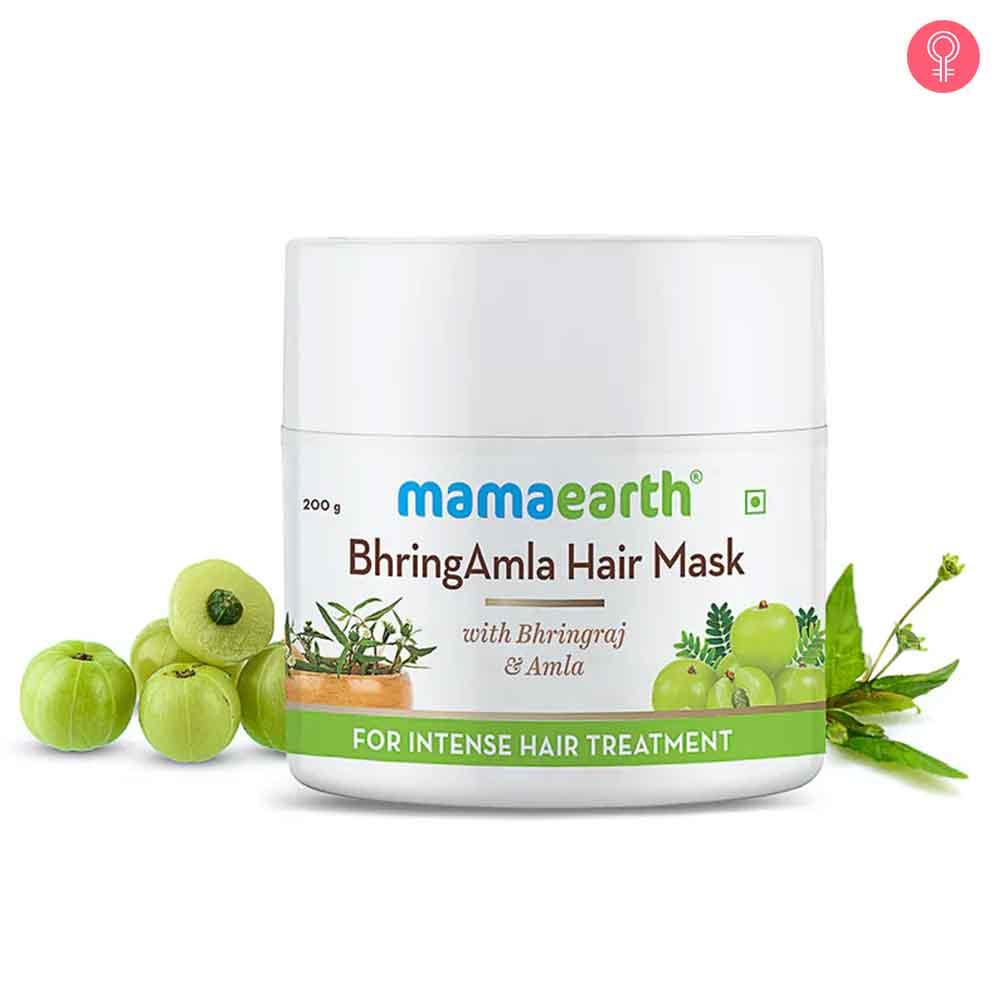 Mamaearth BhringAmla Hair Mask