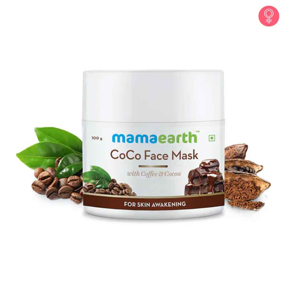 Mamaearth Coco Face Mask With Coffee & Cocoa