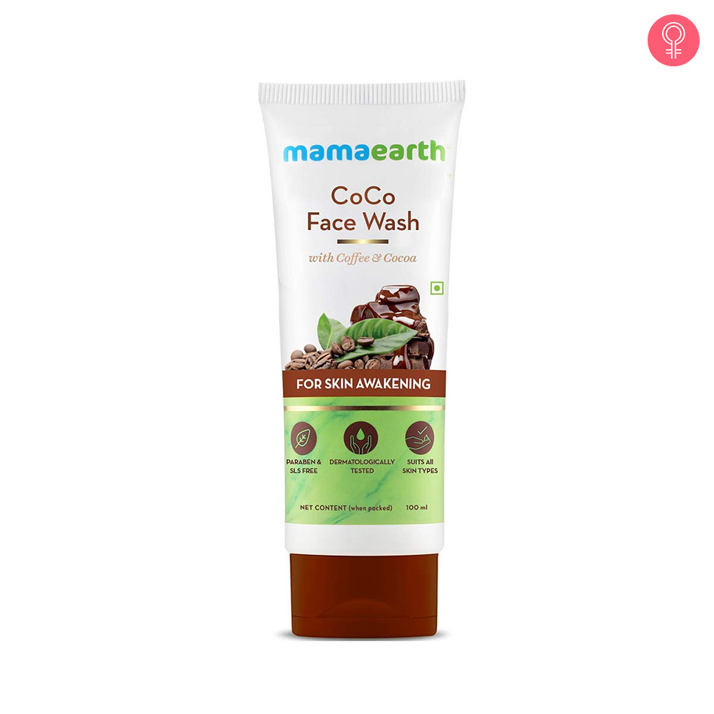 Mamaearth Coco Face Wash With Coffee & Cocoa