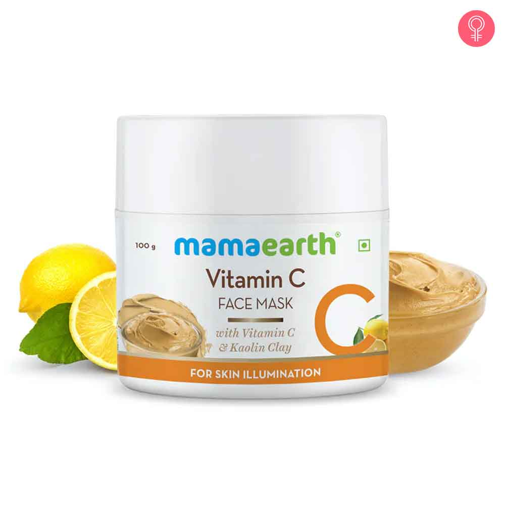 Mamaearth Vitamin C Face Mask