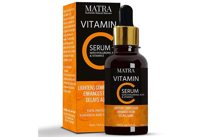 Matra Vitamin C Ultra Glow Serum
