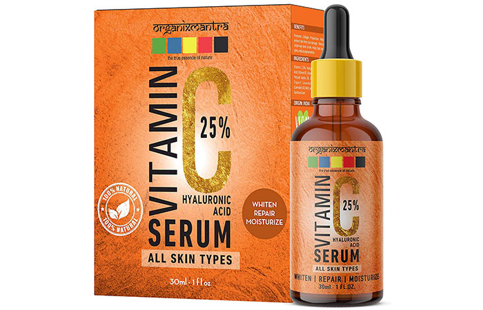 Organics Mantra Vitamin C Serum