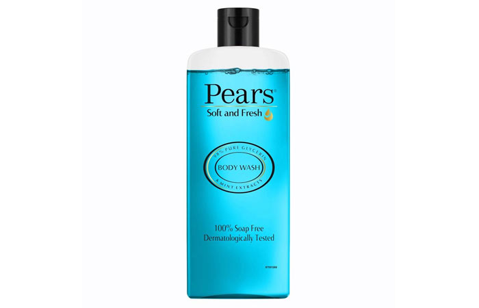 Pearce Soft and Fresh Shower Gel