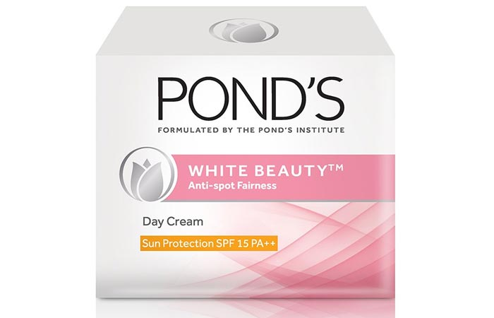 Ponds White Beauty Anti Spot Fairness SPF 15 Day Cream