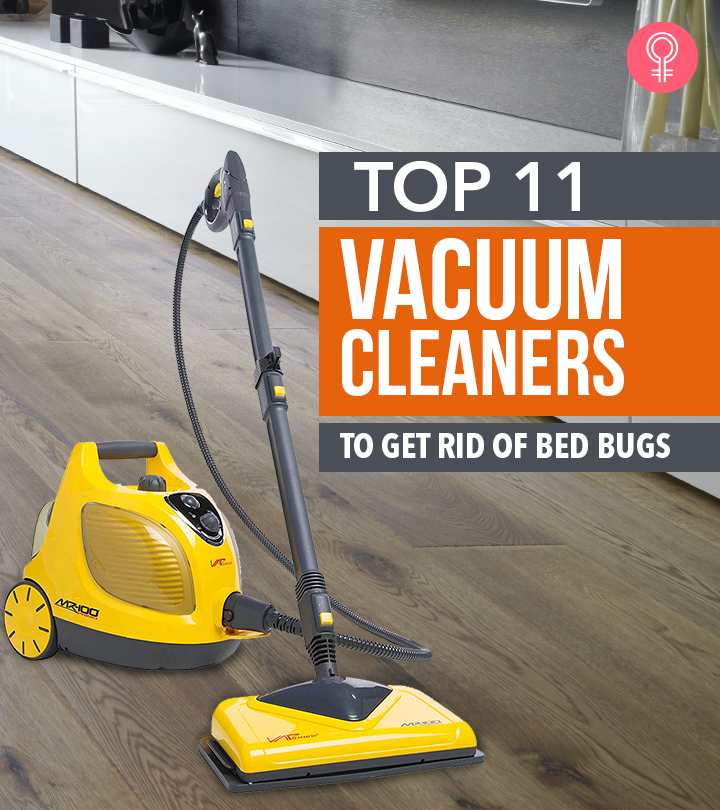 Top 11 Vacuum Cleaners To Get Rid Of Bed Bugs