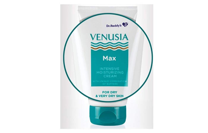 Venusia Max Intensive Moisturizing Cream