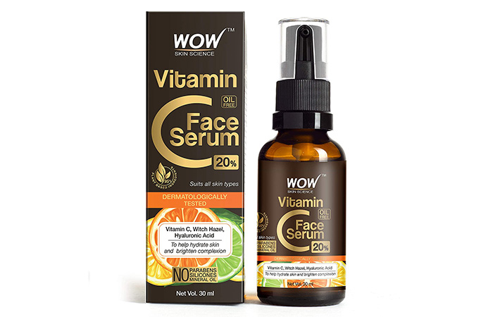 Wao Skin Science Vitamin C Serum