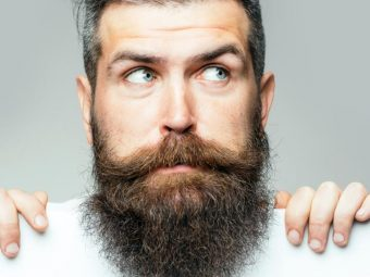 Worried About Gray Hair Give Yourself A Makeover With This Beard And Hair Color Banner