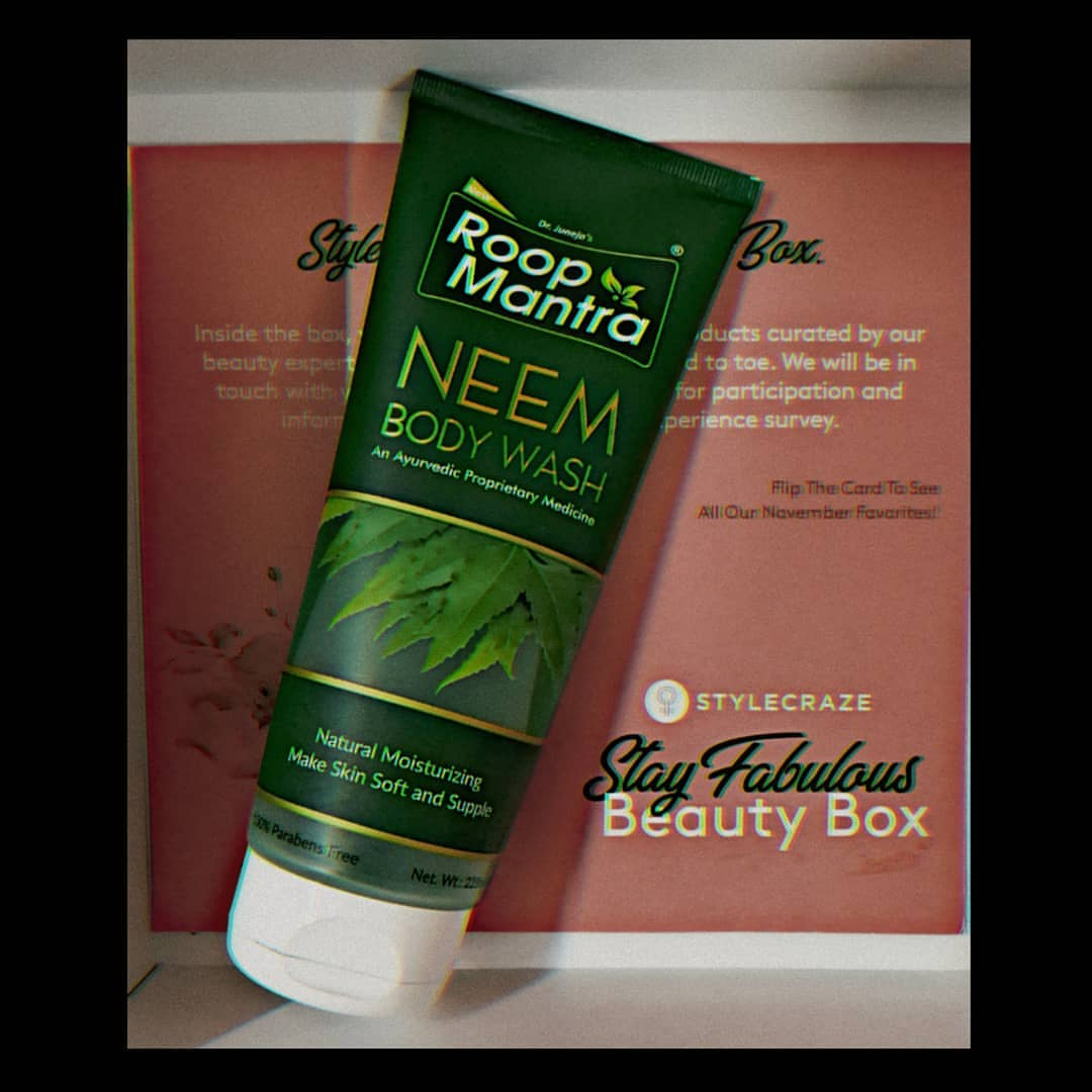 Roop Mantra Neem Body Wash-Super smooth-By goldy_banswal