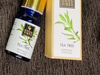 Good Vibes Tea Tree Essential Oil -value for money-By piyachandra3