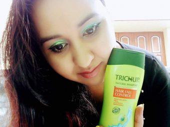 Trichup Hair Fall Control Shampoo -Good Hairfall Shampoo-By sonamprasad66