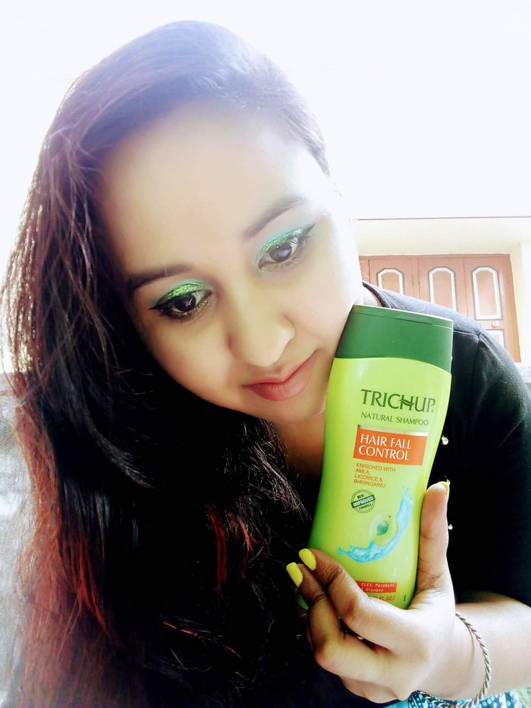 Trichup Hair Fall Control Shampoo-Good Hairfall Shampoo-By sonamprasad66