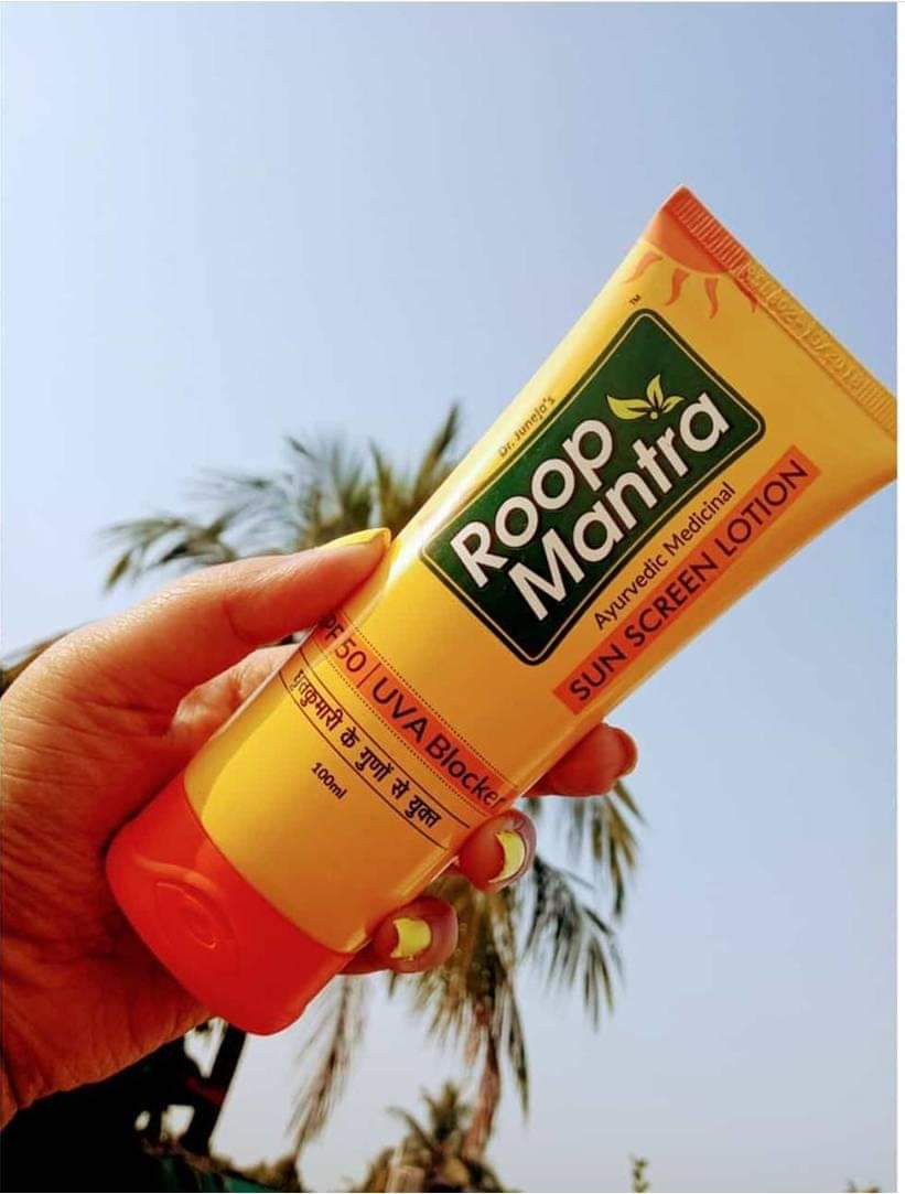 Roop Mantra Sunscreen Lotion-Affordable Sunscreen Lotion-By sonamprasad66-2
