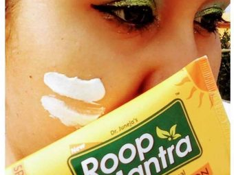 Roop Mantra Sunscreen Lotion pic 1-Affordable Sunscreen Lotion-By sonamprasad66