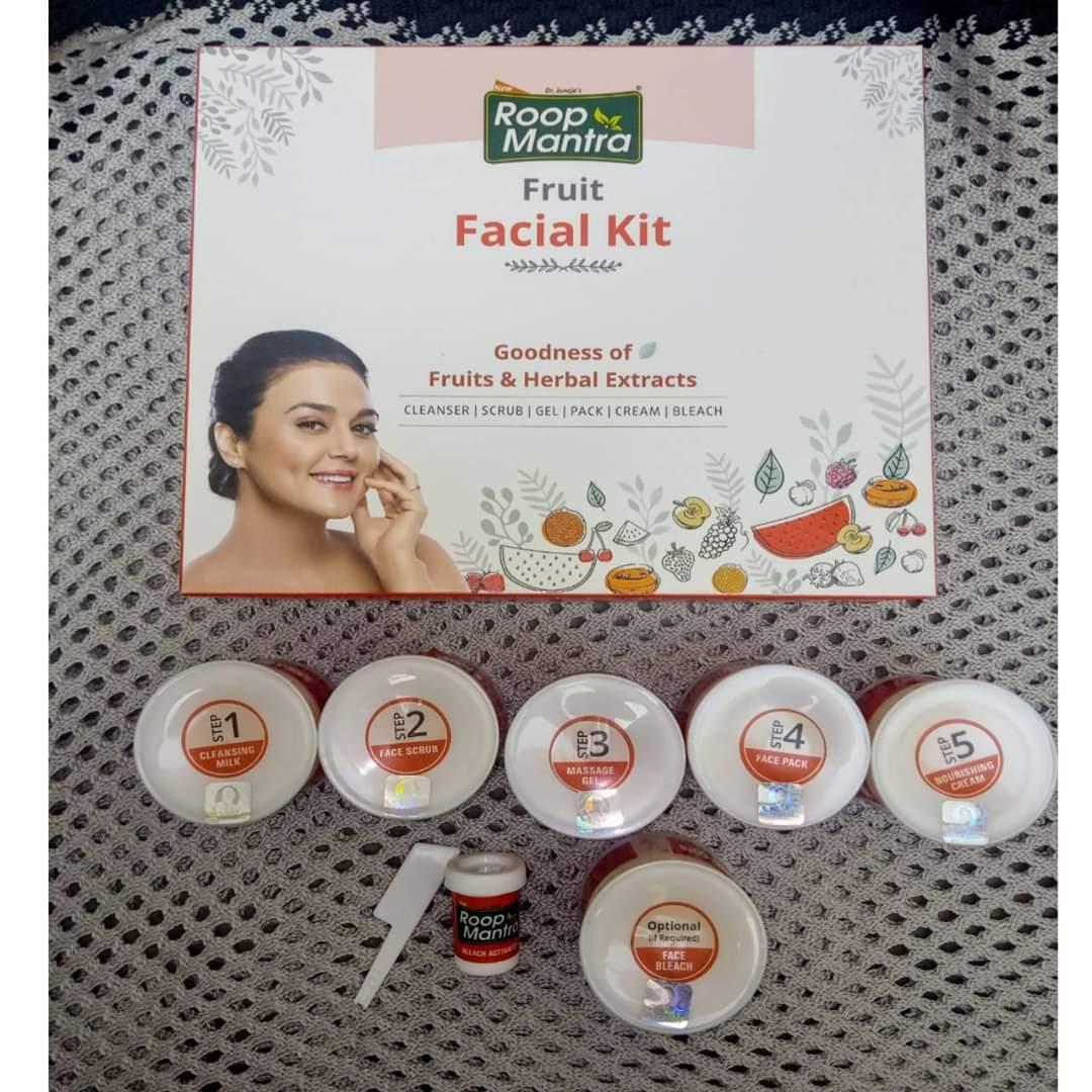 Roop Mantra Fruit Facial Kit pic 4-Perfect facial kit-By sonamprasad66