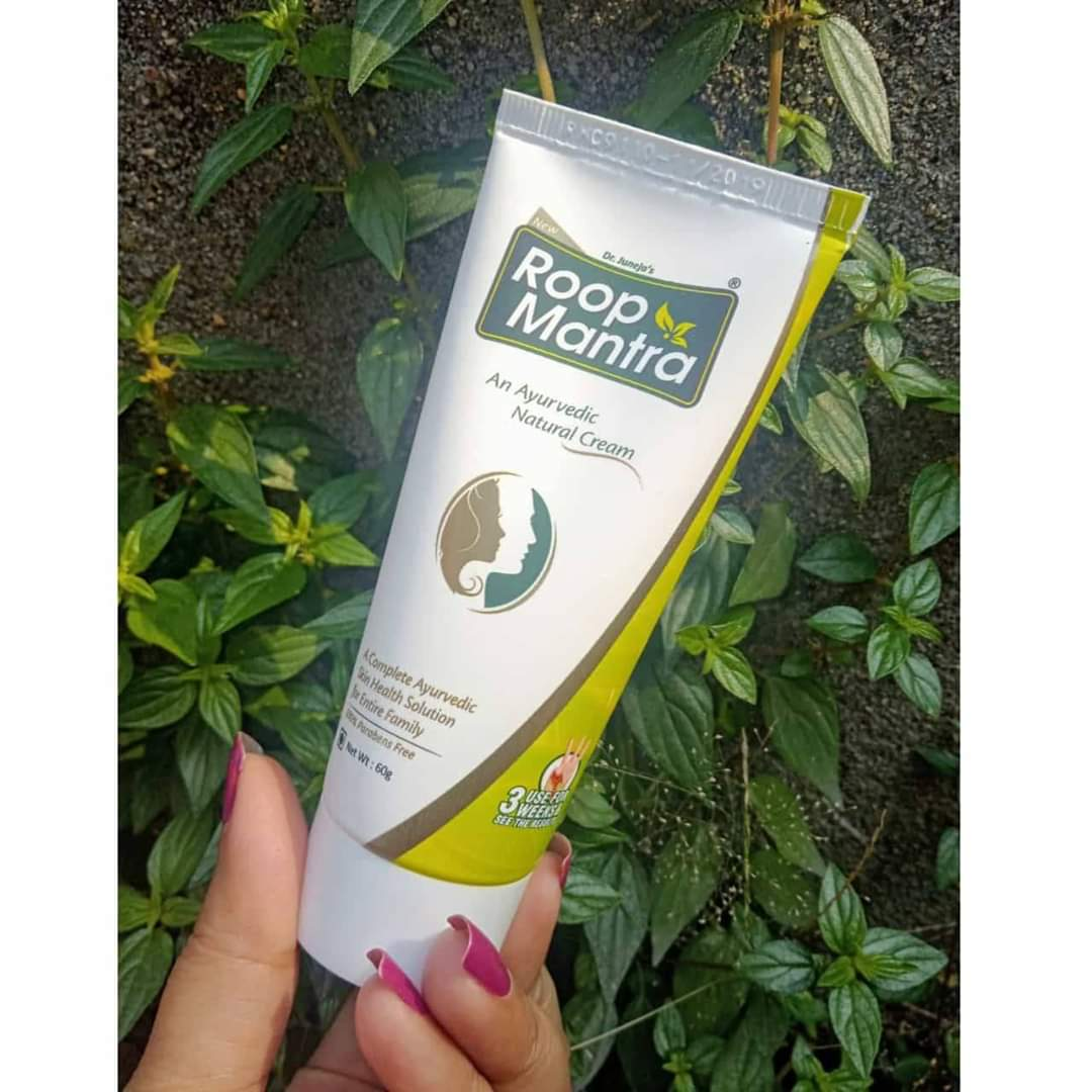 Roop Mantra Ayurvedic Medicinal Face Cream-Good and Affordable cream-By sonamprasad66-4