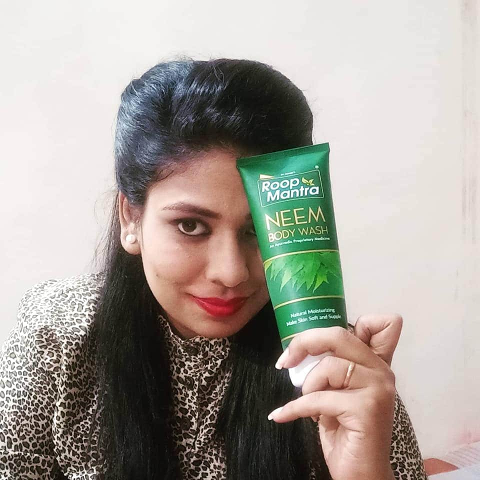 Roop Mantra Neem Body Wash-Gives me a Fresh feel throughout the day-By r_adhika-2