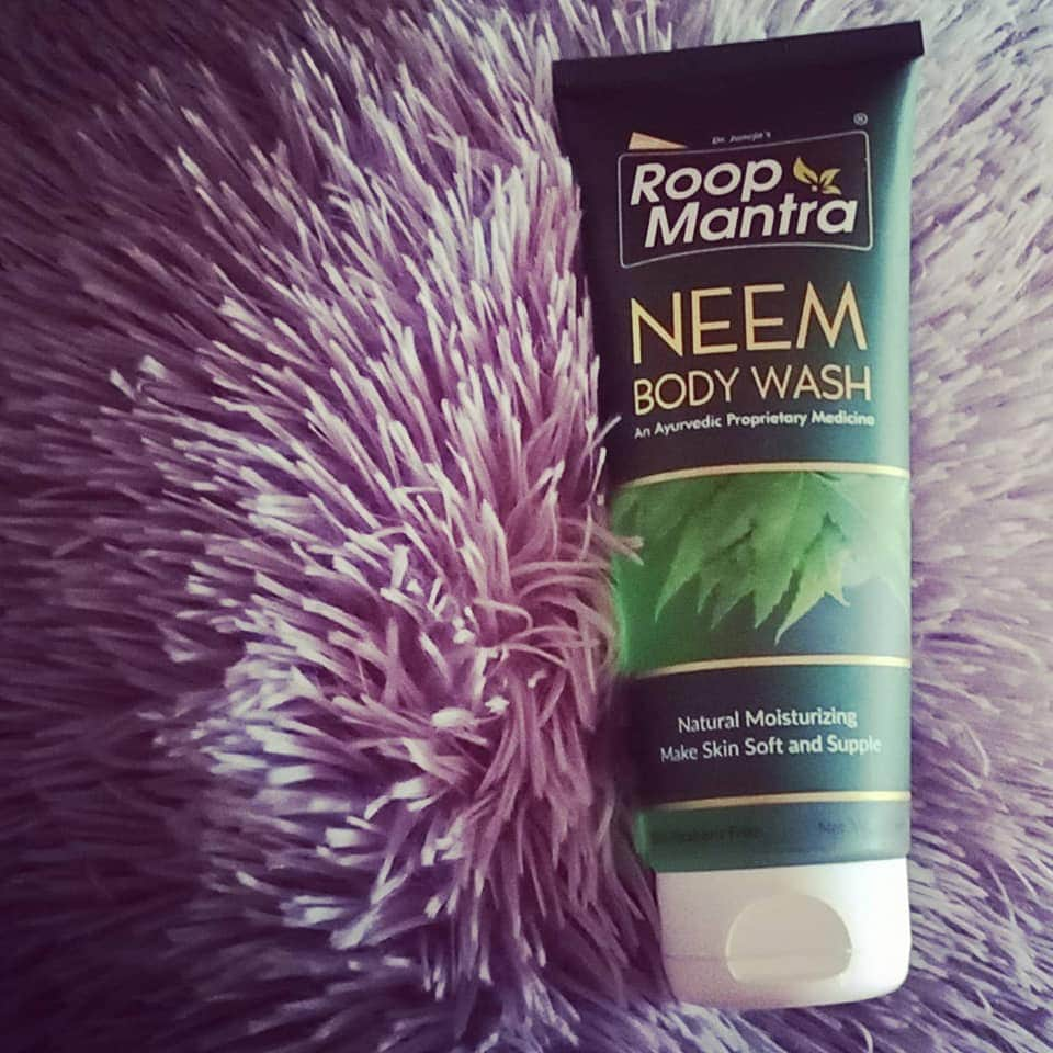 Roop Mantra Neem Body Wash-Gives me a Fresh feel throughout the day-By r_adhika-1
