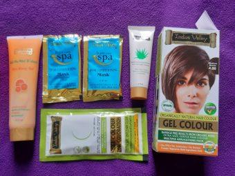 Indus Valley Organically Natural Gel Hair Color Dark Brown -Organic Hair Color-By nidhi_agarwal_0