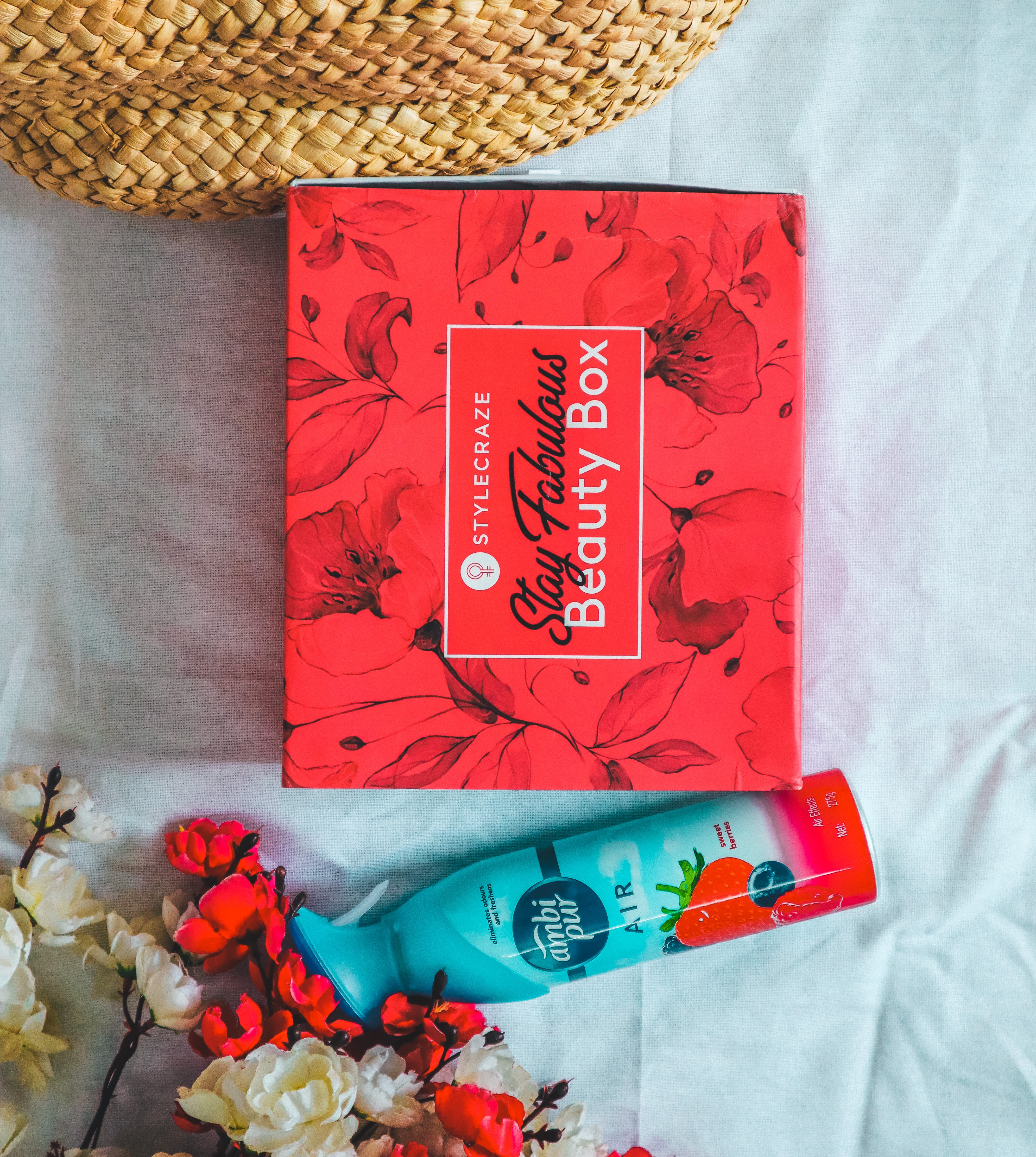 Ambi Pur Air Freshener – Sweet berries-Uplifts your mood instantly-By karry-2