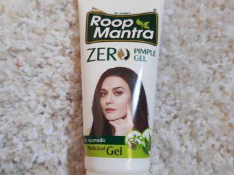 Roop Mantra Zero Pimple Gel -Perfect for pimple skin-By littleboymamma
