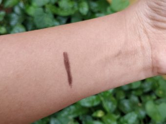 Miss Claire Waterproof Eyebrow Pencil pic 4-Best, affordable eyebrow pencil for beginners-By sri._.reviwer