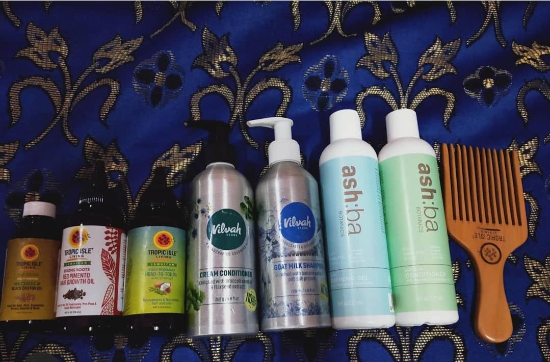 Vilvah Cream Conditioner -Best Nature Based Conditioner-By mecurlygirl