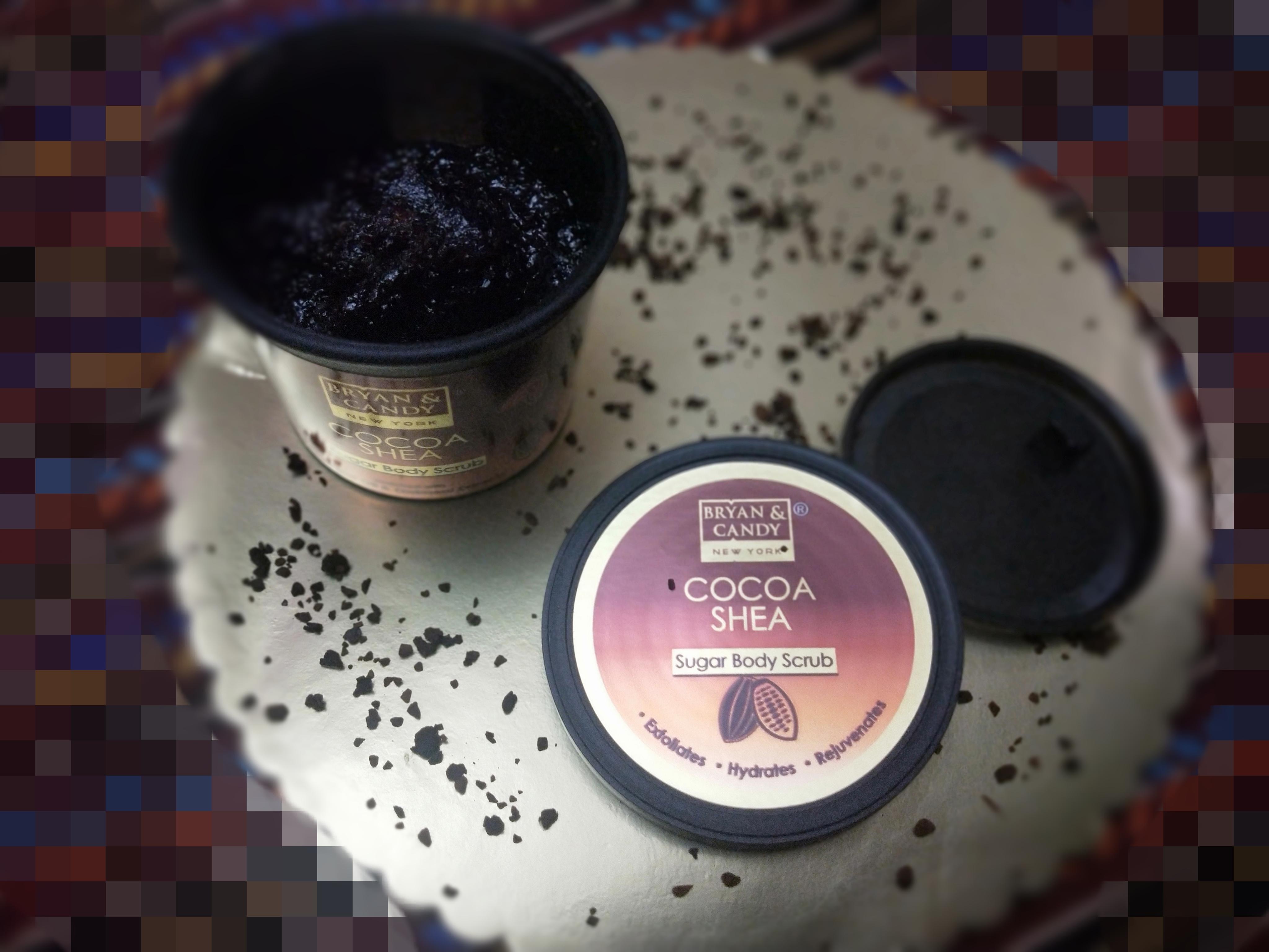 Bryan & Candy New York Cocoa Shea Sugar Body Scrub-Excellent Body Scrub-By kajal_harvara