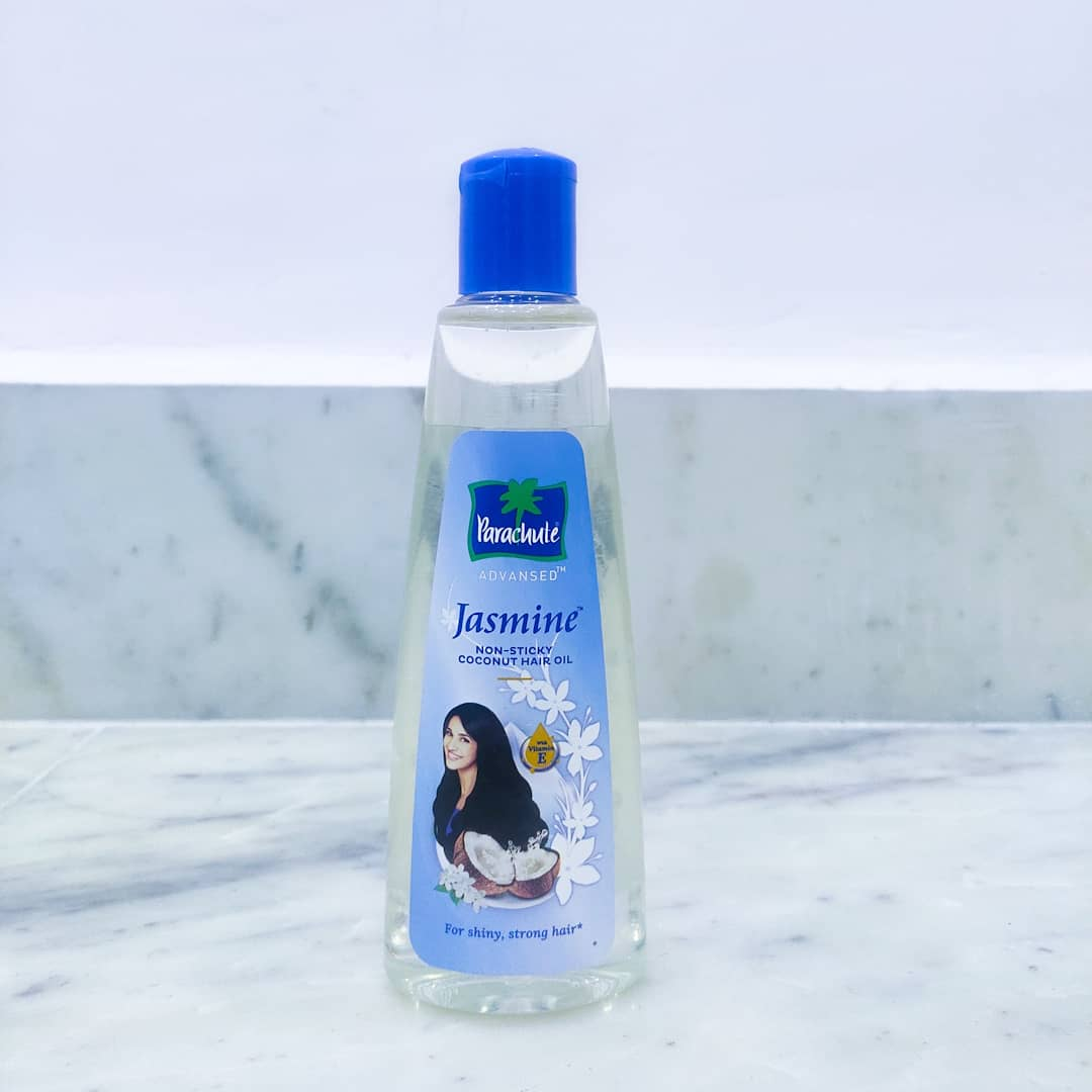 Parachute Advansed Jasmine Hair Oil-High class Hair Oil at affordable price.-By soumii-1