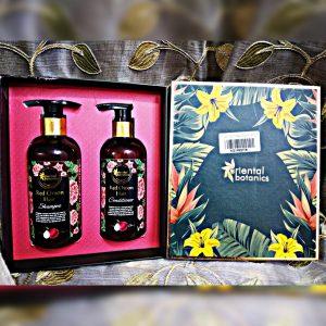 Oriental Botanics Red Onion Hair Shampoo + Conditioner Kit -Good combo-By kavyaa12