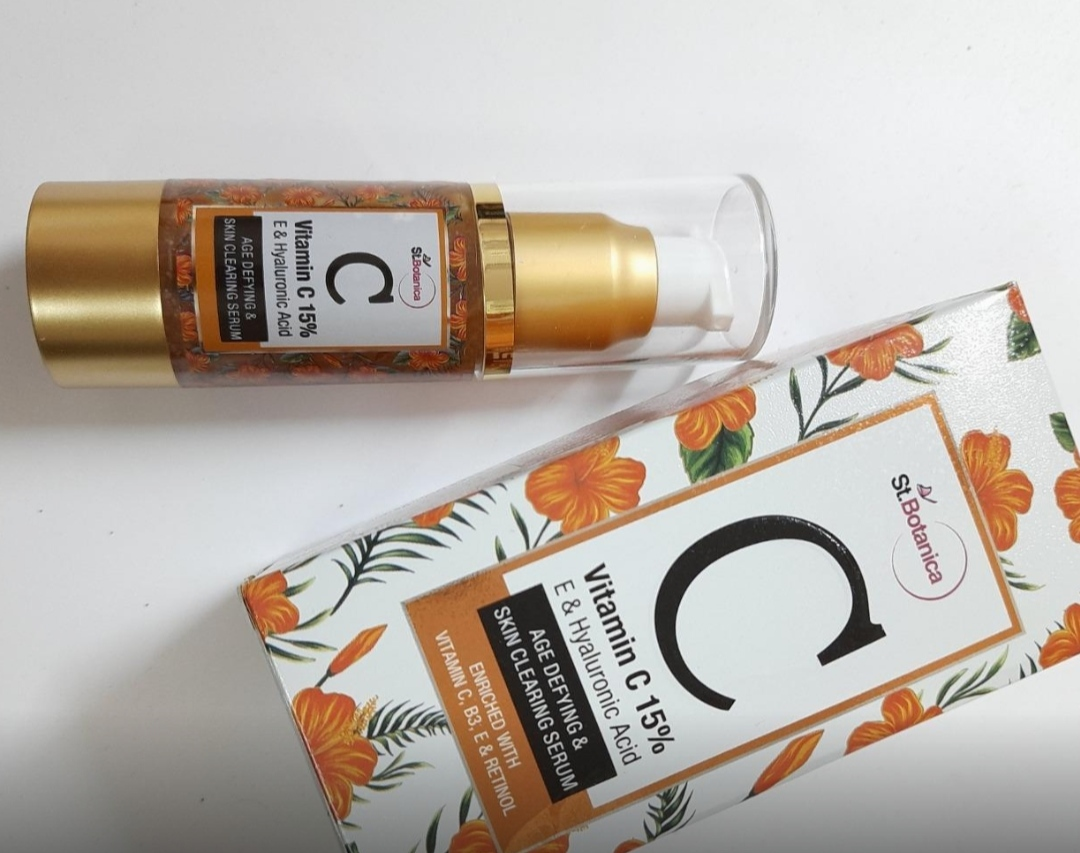 St.Botanica Vitamin C 15% Age Defying & Skin Clearing Serum-Best One-By olly420