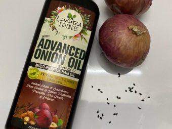 Luxura Sciences Advanced Onion Oil 250 ml -Super amazing hair oil-By peeyuusha