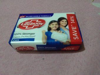 Lifebuoy Care Soap Bar -Germ protactive bar-By priyaishere