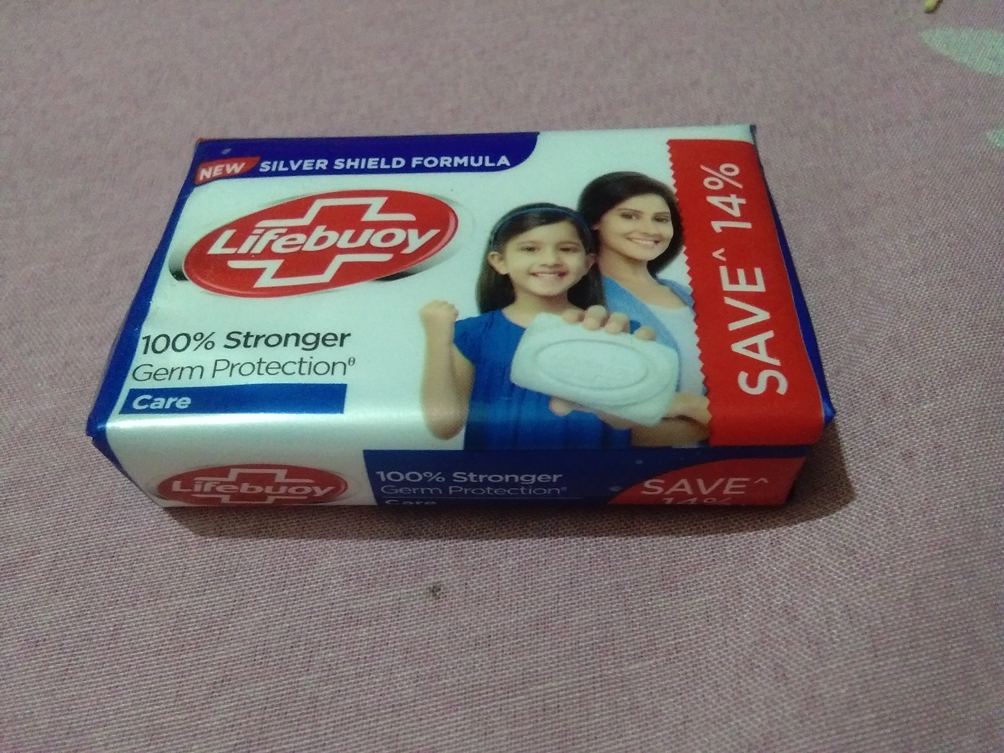 Lifebuoy Care Soap Bar-Germ protactive bar-By priyaishere