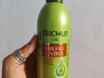 Trichup Hair Fall Control Hair Oil -Good for fighting Hair Fall-By mohana