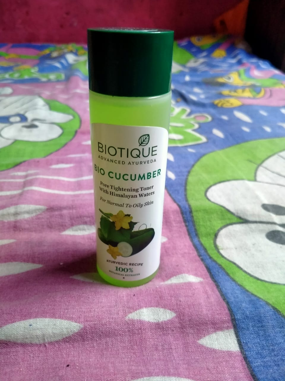 Biotique Bio Cucumber Pore Tightening Toner-It does what it claims-By ishika_shaw-1