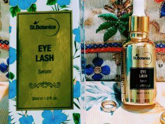 St.Botanica Eyelash Growth Serum -I just love this product!-By upashana_sarkar