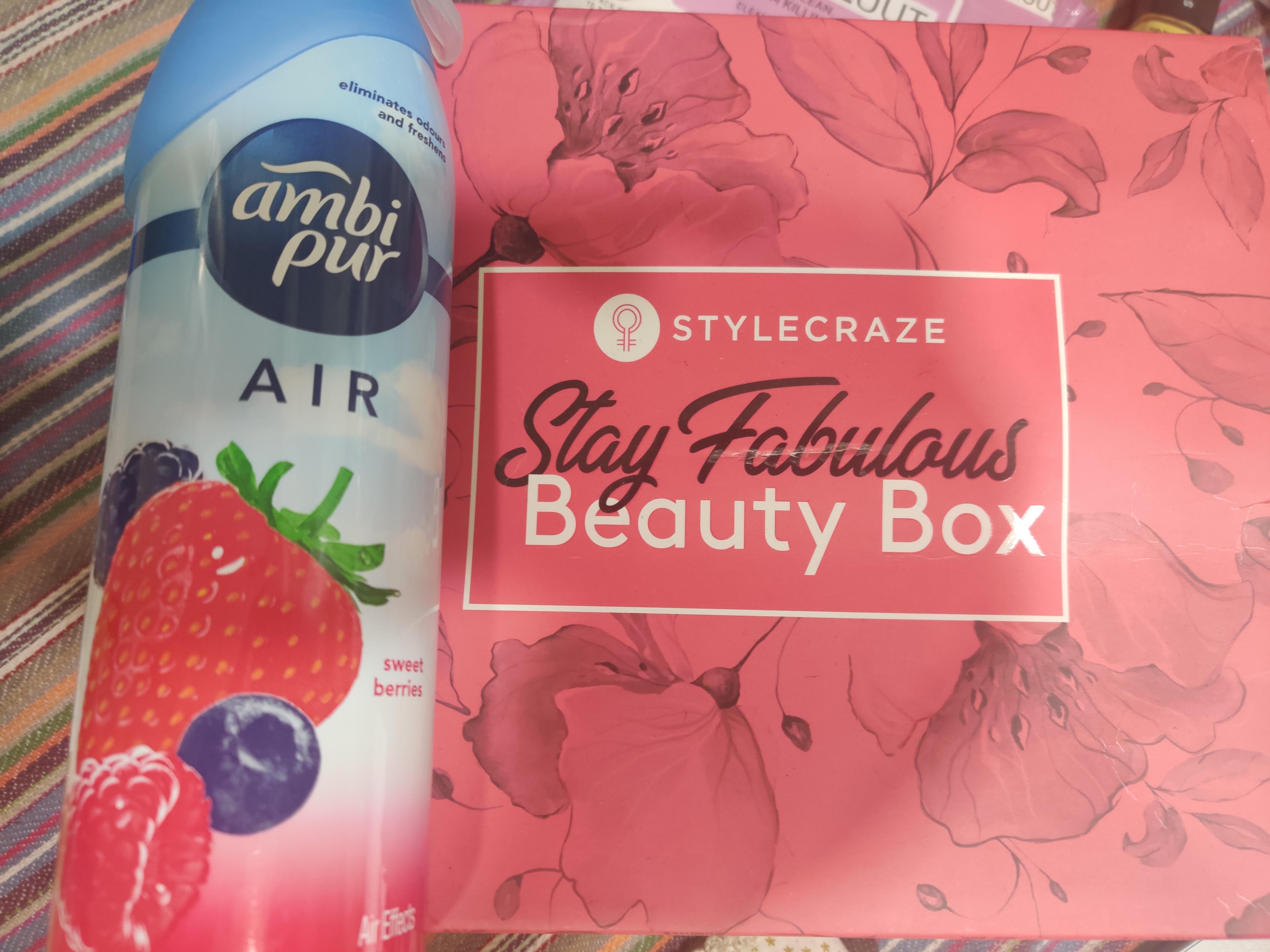Ambi Pur Air Freshener – Sweet berries-AMBIPUR- Synonym to Real FRAGRANCE-By sakshi_kohli-2