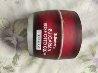 St.Botanica Bulgarian Rose Otto Glow Day Cream pic 1-Glow booster for your skin-By glowbabies_25