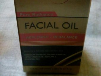 StBotanica Pure Radiance Facial Oil -Amazing face oil-By harishmanek2006@yahoo.com