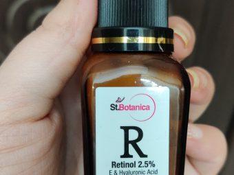 St.Botanica Retinol 2.5% Vitamin E & Hyaluronic Acid Professional Facial Serum pic 1-Works best for fine lines-By anniearora