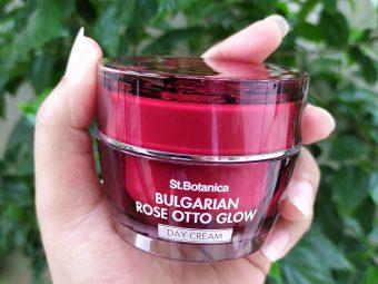St.Botanica Bulgarian Rose Otto Glow Day Cream -Just Wow Day Cream-By fooddestination