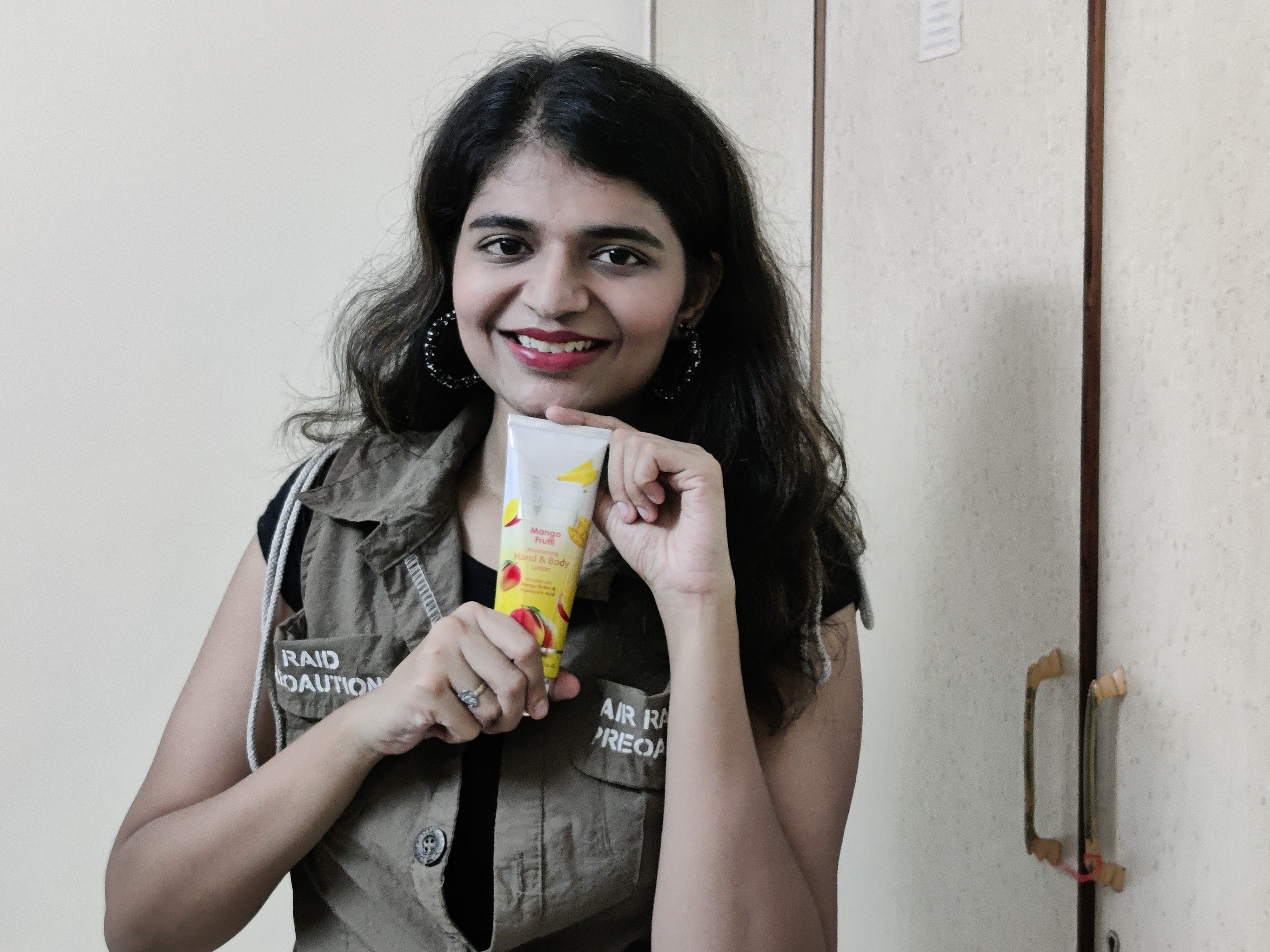 Bryan & Candy New York Mango Frutti Hand and Body Lotion-Complete blessing if you have dry skin-By khushibhatt-2