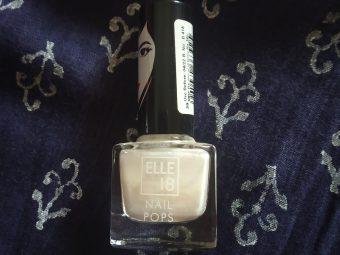 Elle 18 Nail Pops Nail Polish -Value for money-By kaplishjyoti