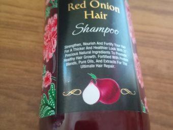 Oriental Botanics Onion Hair Care Combo   Red Onion Hair Shampoo + Red Onion Hair Oil pic 2-amazing results-By chhotavirus