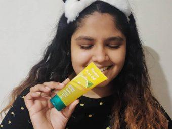 Himalaya Herbals Fresh Start Oil Clear Lemon Face Wash -Clear oil free skin-By neha_singhi