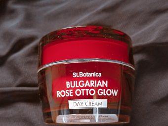 St.Botanica Bulgarian Rose Otto Glow Day Cream pic 1-my favorite skin care products-By iyermahima