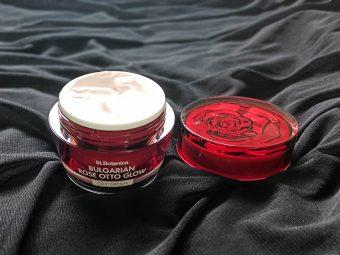 St.Botanica Bulgarian Rose Otto Glow Day Cream pic 2-my favorite skin care products-By iyermahima