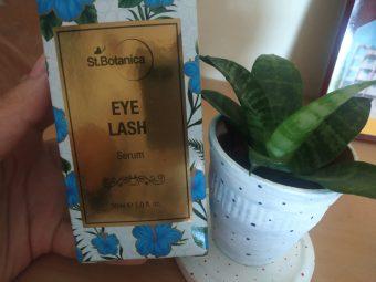St.Botanica Eyelash Growth Serum -Magic for eyes!-By ayushii__singh